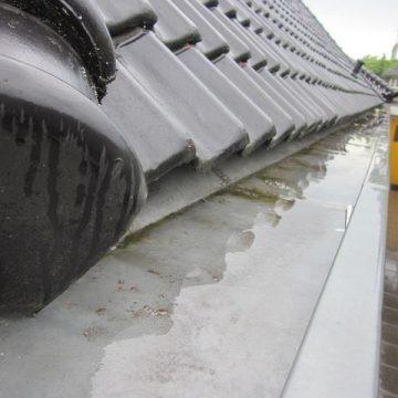 EJOP Schoonmaak dakgoot reiniging